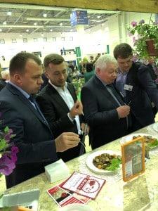 дегустация на форуме ТПП РФ