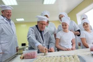 Игорь Васильев в Деревенской мечте